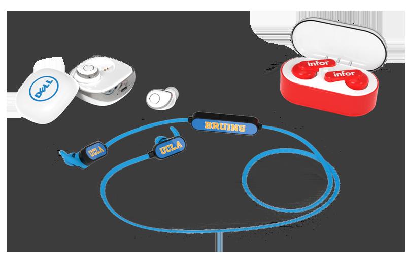 Custom Earbuds | Bluetooth, Portable, TWS