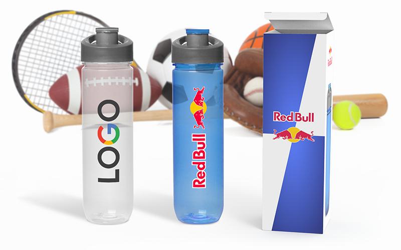 Aero | CustomUSB 28oz Water Bottle