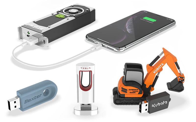 CustomUSB Products