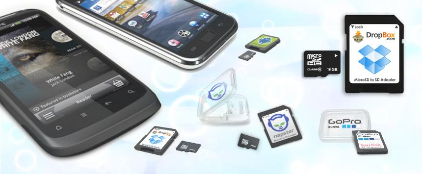 MicroSD   CustomUSB Flash Memory Card