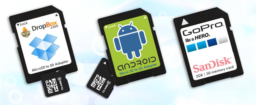 MicroSD | CustomUSB Flash Memory Card