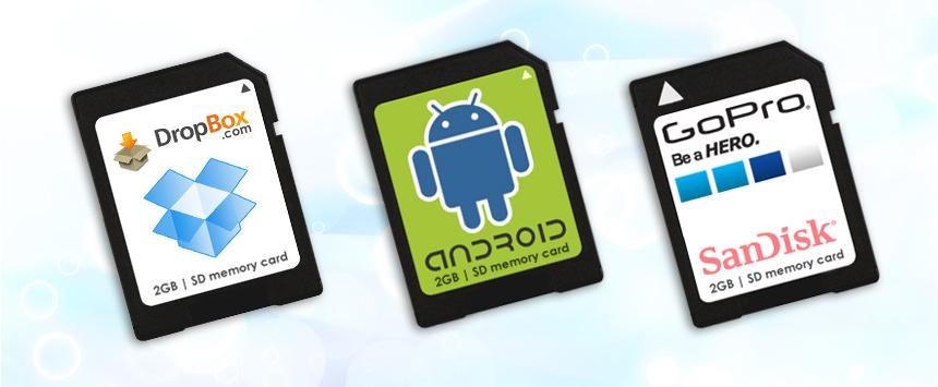 SD Secure Digital | CustomUSB Flash Memory Card
