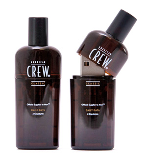 CustomUSB | American Crew Shampoo Bottle - Final Product