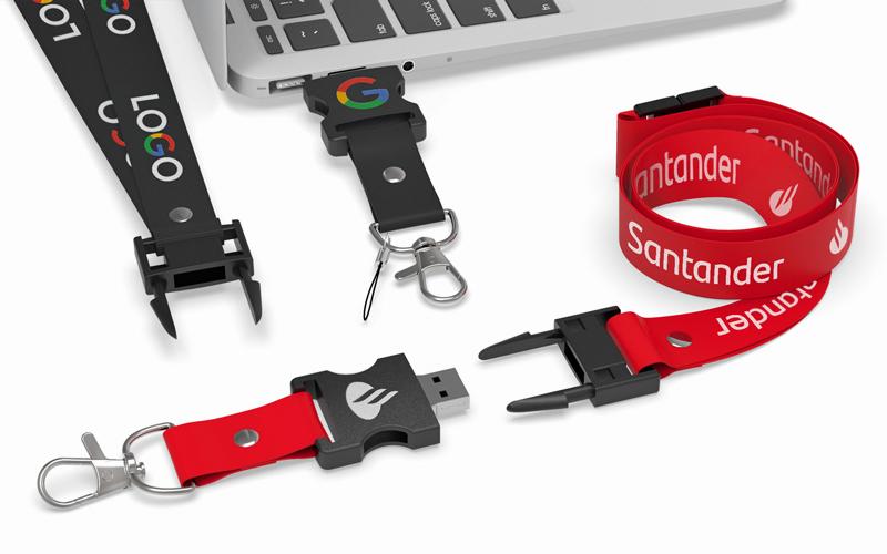 USB Lanyard   CustomUSB Flash Drive