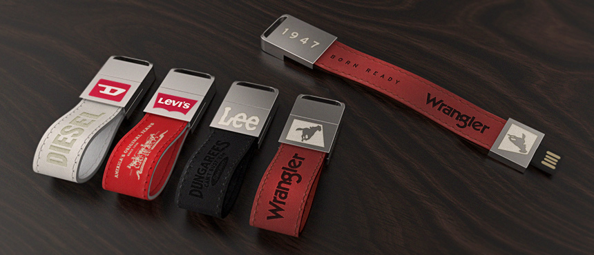 Luxe   CustomUSB Flash Drive