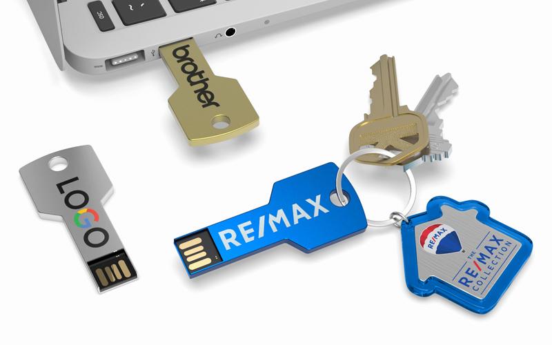 The Key   CustomUSB Flash Drive