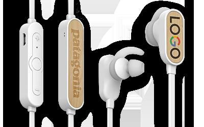 Nature Bluetooth Earbuds   Headphones