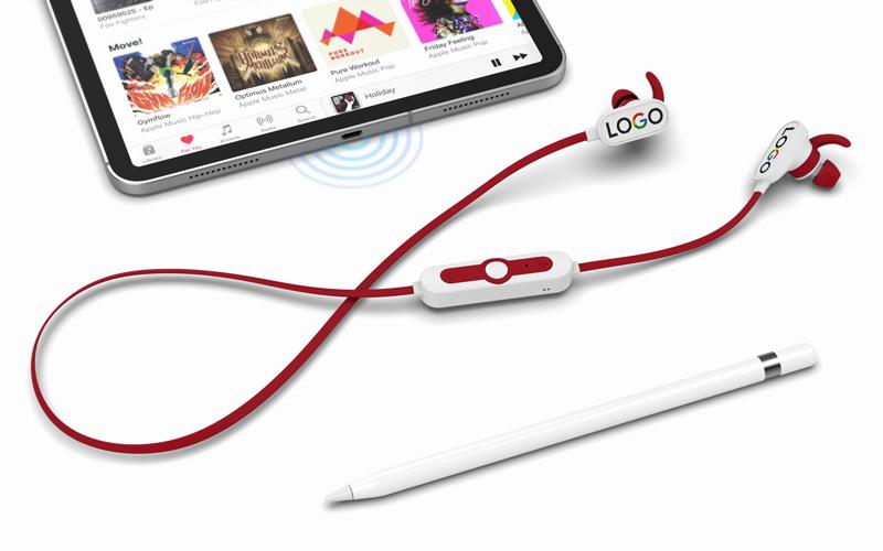Pulse Sport Bluetooth Earbuds | CustomUSB Headphones