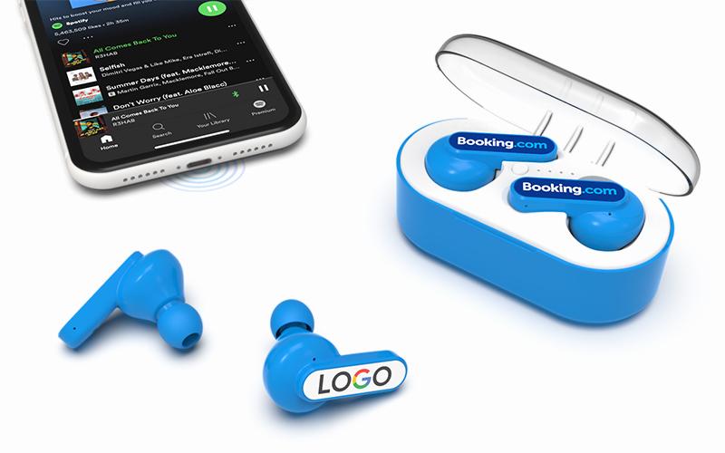 Signature TWS Earbuds | CustomUSB Headphones