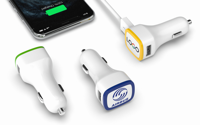 Amp | CustomUSB Car Charger