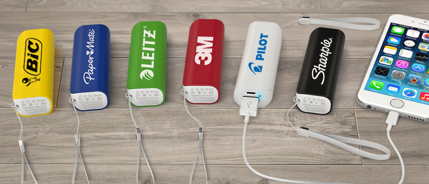 PowerPack X1 | CustomUSB Mobile Charger