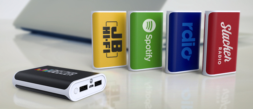 PowerPack X3 | CustomUSB Mobile Charger