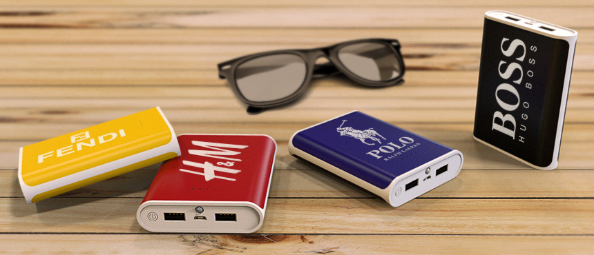 PowerPack X4 | CustomUSB Mobile Charger