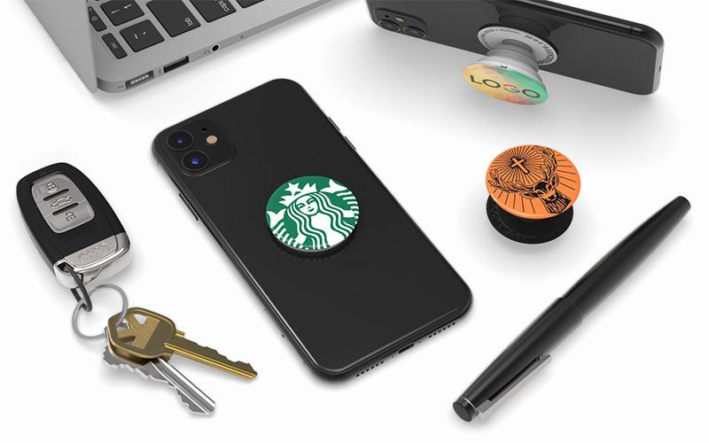PopSockets - PopGrip | Custom Phone Holder