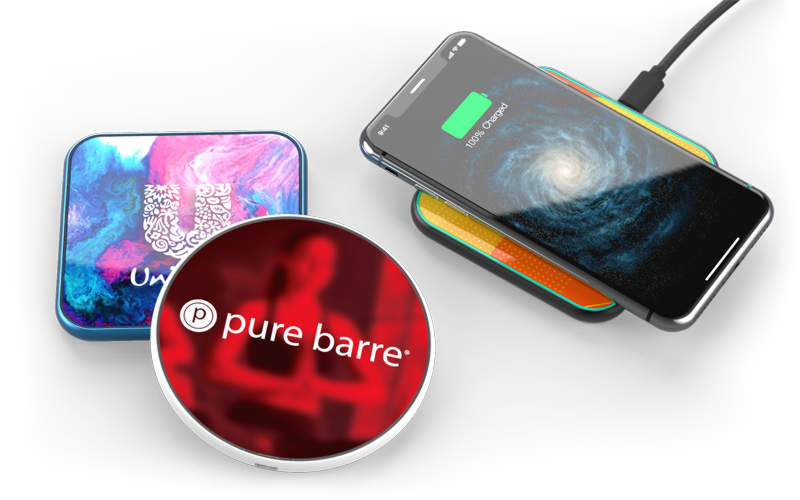 Customized Chargers | Wireless Chargers