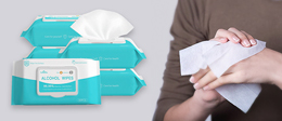 Sanitizing Wipes   Personal Protective Equipment (PPE)