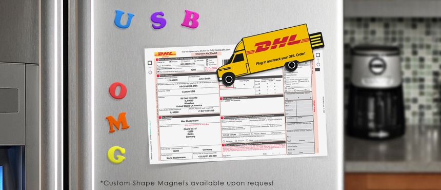 Smart Magnet | CustomUSB Print Solution