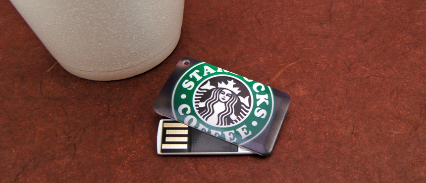 wallet card mini spin customusb business card flash drive - Usb Business Card