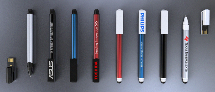 Script | CustomUSB Executive Pen