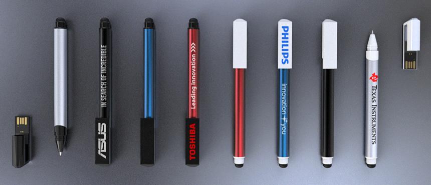 Script   CustomUSB Executive Pen