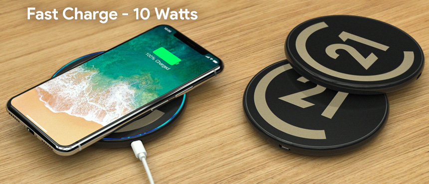 PowerCircle | CustomUSB Wireless Charger