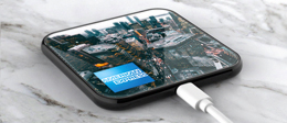 PowerSquare Glass | Wireless Charger