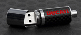 Carbon Fiber | Flash Drive