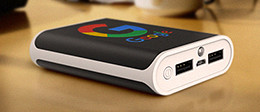 PowerPack X3   Mobile Charger