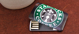 Wallet Card Mini Spin | USB Business Card